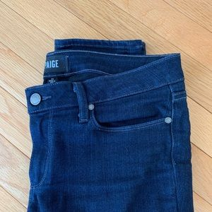 Paige Jeans Verdugo Mid-Rise Skinny Jean 31